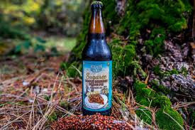 High Water Brewing Sugaree Maple Bourbon Pecan Pie 22oz