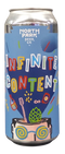 NORTH PARK BEER CO. INFINITE CONTENT DDH HAZY IPA 16oz can
