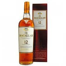 Maccallan 12 Year 750ml
