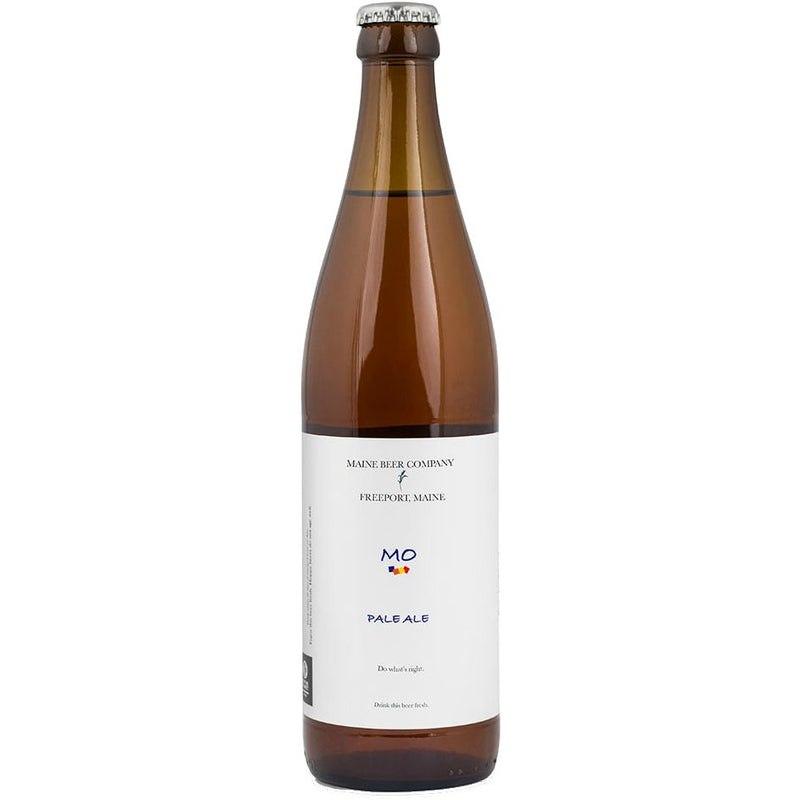 Maine Beer Company MO 500ML PALE ALE