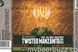 Manzanita Enlightenment Stout 22oz