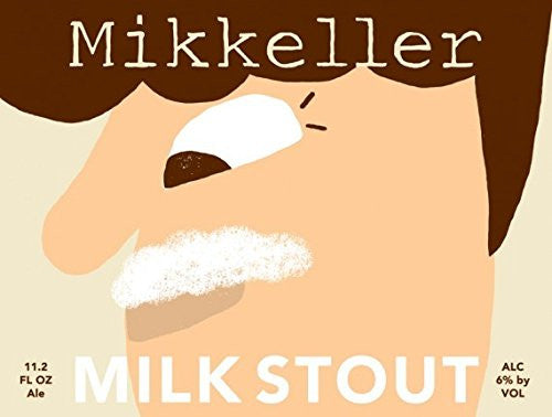 Mikkeller Milk Stout 330ml