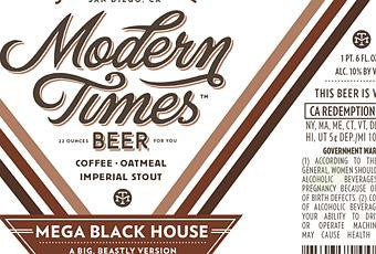 Modern Times black house mega NO LIMIT