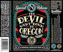 Ninkasi Brewing/ Devils Backbone Brewing Company The Devil Went Down To Oregon 22oz