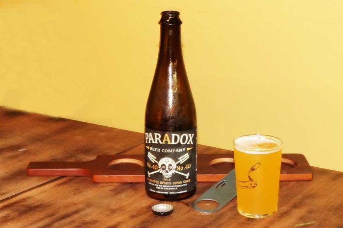 PARADOX SKULLY BARREL NO. 37 500ML