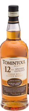 TOMINTOUL 12 YR SINGLE MALT SCOTCH