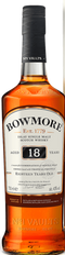 BOWMORE 18 YR SINGLE MALT SCOTCH