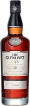 GLENLIVET 25 YR SINGLE MALT SCOTCH