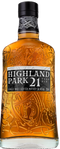 HIGHLAND PARK 21 YR SINGLE MALT SCOTCH
