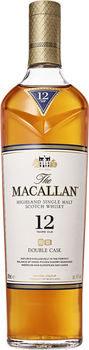 MACALLAN 12 YR DOUBLE CASK SINGLE MALT SCOTCH