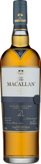 MACALLAN 21 YR SINGLE MALT SCOTCH