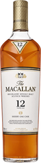 MACALLAN 12 YR SHERRY SINGLE MALT SCOTCH