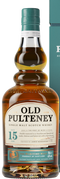 OLD PULTENEY 15 YR SINGLE MALT SCOTCH