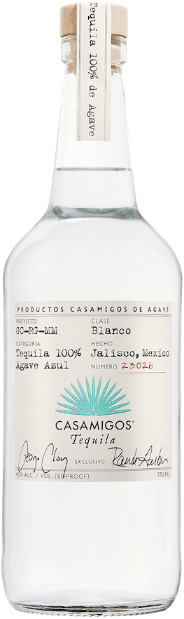 CASAMIGOS TEQUILA BLANCO TEQUILA