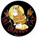 Fat Orange Cat All Cats Are Grey 16oz cans