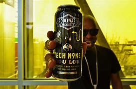 Boulevard Tech N9ne Bou Lou Collan with Tech Nine 16oz CANS