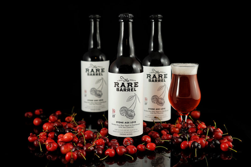 The Rare Barrel Stone Age Love 750ml Tart Cherries