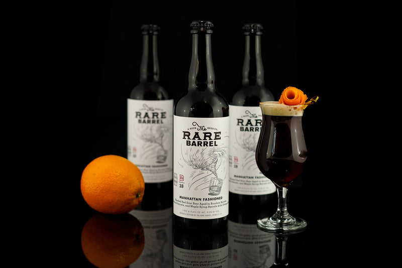The Rare Barrel Manhattan Fashioned 750ml LIMIT 2