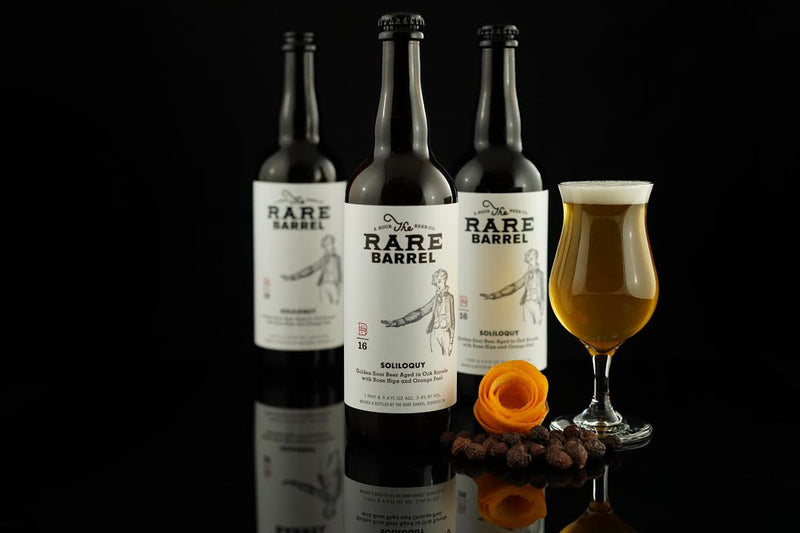 The Rare Barrel Soliloquy Golden Sour 750ml