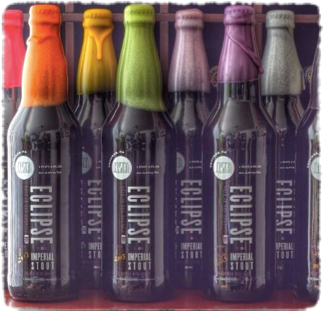 Fifty Fifty Eclipse 13 Pack Horizontal 22oz LIMIT 1 packs per person EXCLUSIVE BOTTLES