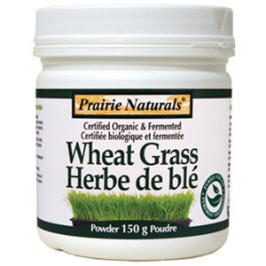 Prairie Naturals Organic Fermented Wheat Grass Powder