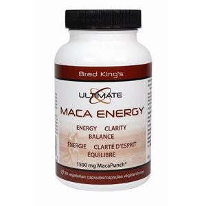 Brad King Ultimate Maca Energy