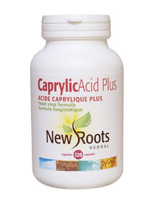 New Roots Caprylic Acid Plus
