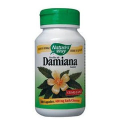 Natures Way Damiana Leaves