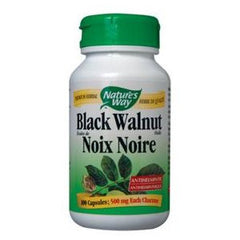 Natures Way Black Walnut Hulls