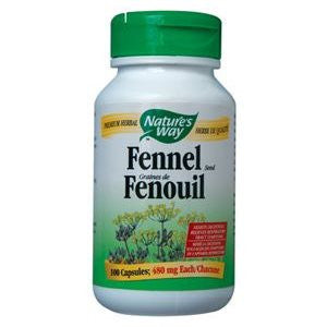Natures Way Fennel Seed
