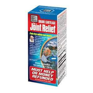 Bell Joint Relief Shark Cartilage