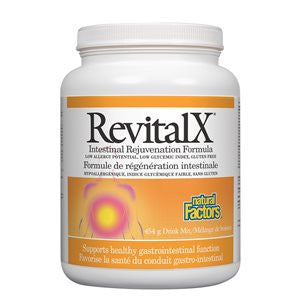 Natural Factors RevitalX Intestinal Rejuvenation Formula