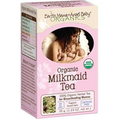Earth Mamma Angel Baby Organic Milkmaid Tea