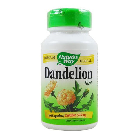 Natures Way Dandelion Root