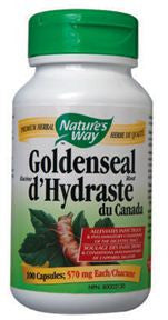 Natures Way Goldenseal Root