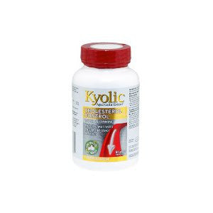 Kyolic Cholesterol Control with Lecithin (Formula 104)