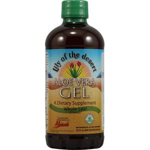 Lily of the Desert Aloe Gel