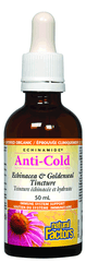 Natural Factors Echinacea And Goldenseal Anti Cold