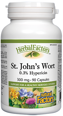 Natural Factors St. John's Wort