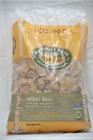 ORGANIC MILLET RICE CEREAL