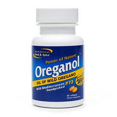North American Herb & Spice Oreganol 140 mg