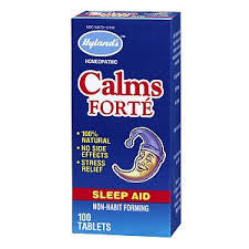 Hyland's Calms Forte - Sleep Aid