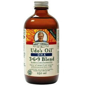 Udos Oil DHA 3 6 9 Blend (2 Sizes Available)