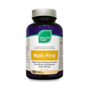 Health First Multi-First