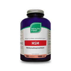 Health First MSM 1000 mg