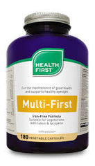 Health First Multi-First Iron-Free
