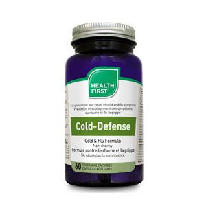 Health First Cold-Defense Cold and Flu Formula