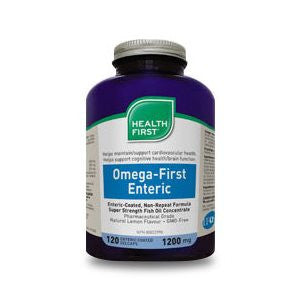 Omega-First Enteric
