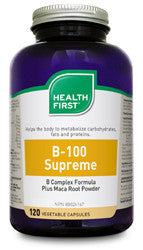 Health First B-100 Supreme