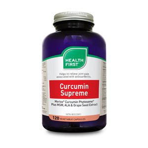 Curcumin Supreme Health First (Meriva) (2 Sizes Available)